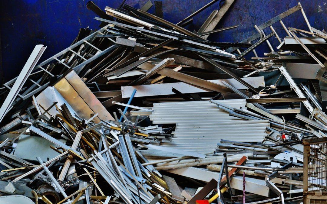 Changement de maison: gagnez de l'argent rapidement avec de la ferraille en aluminium
